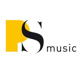 Logo PS music