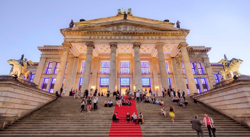 Konzerthaus Berlin, Foto: David von Becker